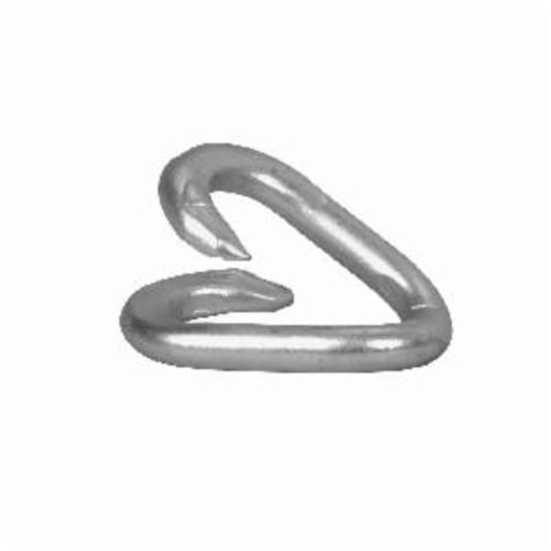 Campbell® 5800324 Repair Link, 1/4 to 1-1/4 in Trade, 400 lb Load, Low Carbon Steel, Zinc Plated