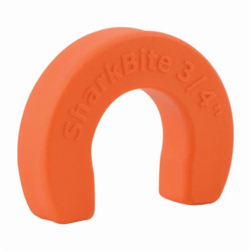 Sharkbite® U714 Disconnect Clip, 1 in, Plastic, Import