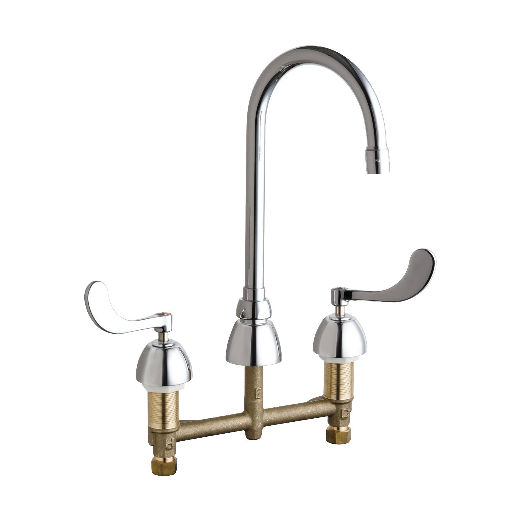 Chicago Faucet® 786-E3ABCP
