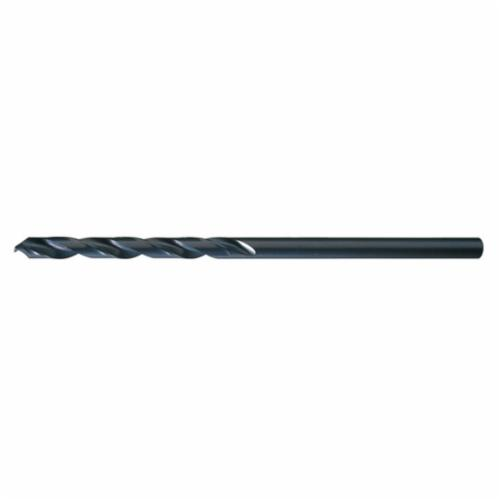 Chicago-Latrobe® 11011 906 Type B Extra Length Aircraft Extension Drill, 7/32 in Drill - Fraction, 0.2188 in Drill - Decimal Inch, 135 deg Point, HSS