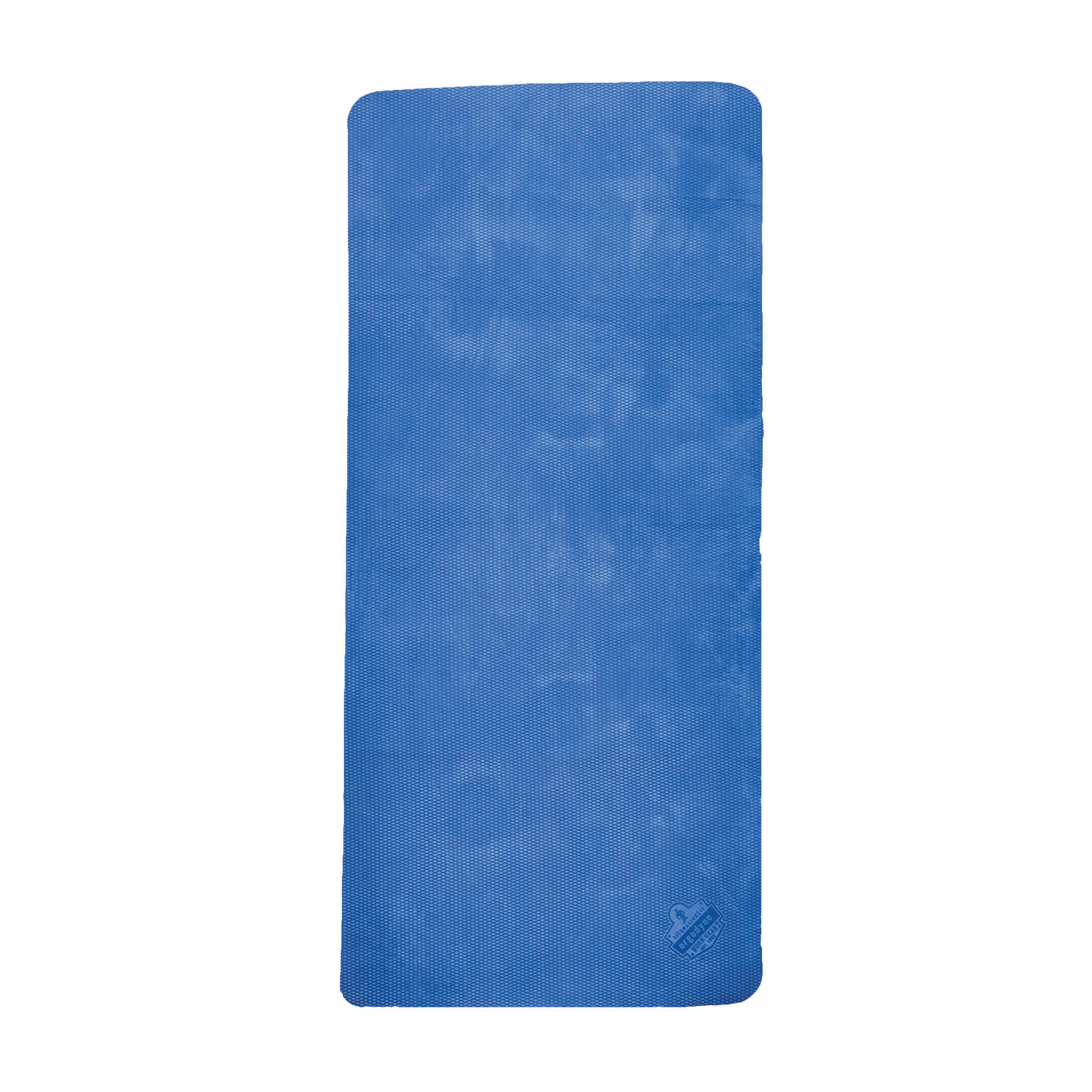 Chill-Its® 12410 6602-BULK Evaporative Cooling Towel, 29-1/2 in L x 13 in W, Blue, Synthetic