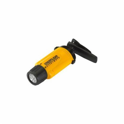 Streamlight® 51046 UV Night Com® Handheld Flashlight, C4® LED/UV LED Bulb, Aluminum Housing, 50 to 115 Lumens Lumens, 3 Bulbs