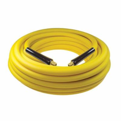 Coilhose® PFE4025TZ Flexeel® Straight Air Hose, 1/4 in Nominal, 25 ft L, 200 psi Working, Polyurethane, Domestic