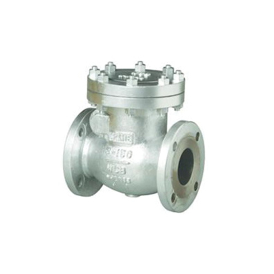 CRANE® 159XU-6 Swing Check Valve, 6 in, Flanged, 300 lb, Cast Steel Body