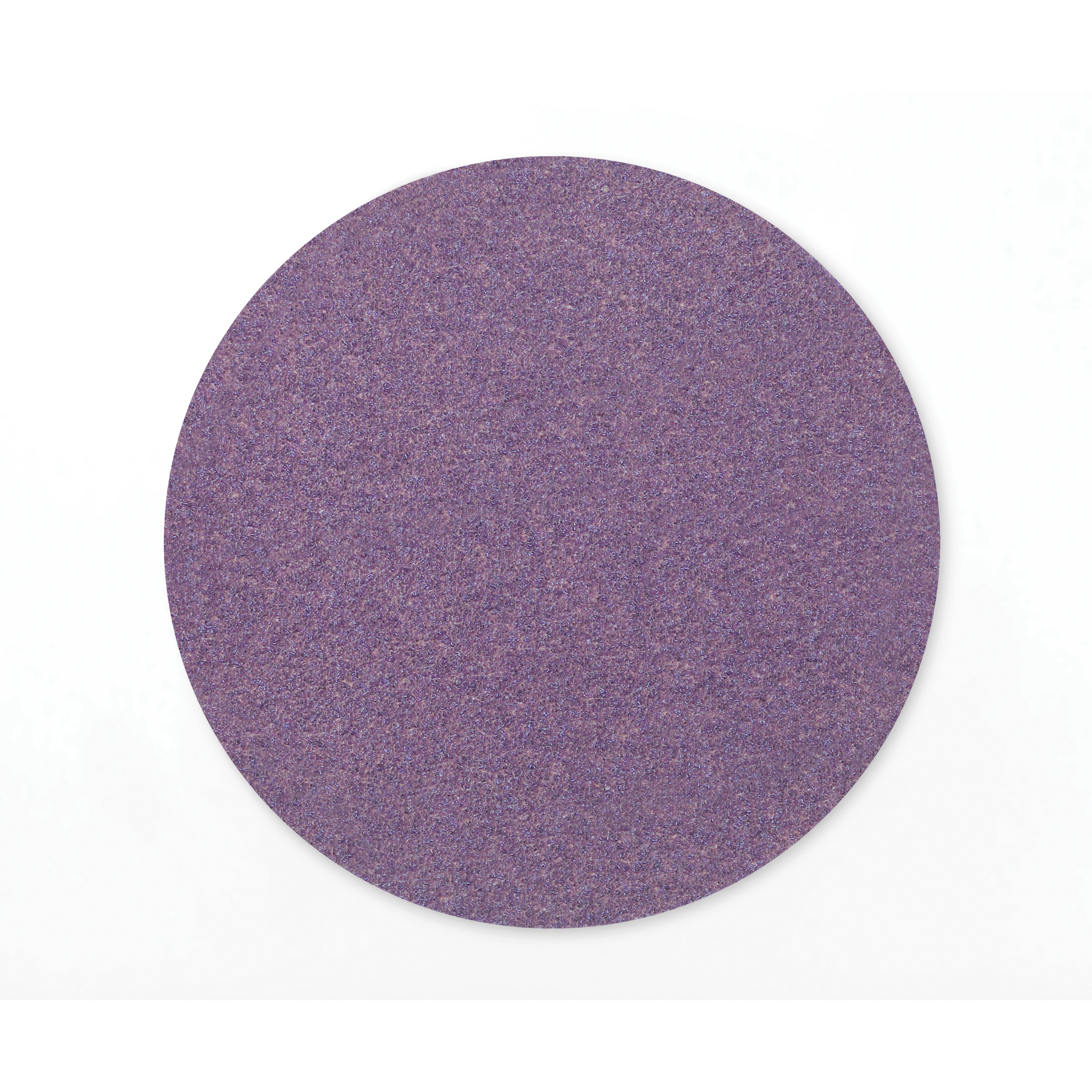 Cubitron™ II 051119-65253 Narrow Coated Abrasive Belt, 1 in W x 72 in L, 60 Grit, Ceramic Abrasive, Polyester Backing