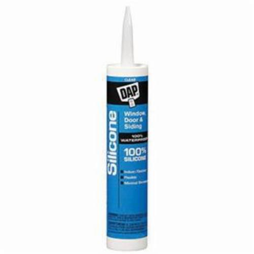 DAP® 08641 Sealant, 10.1 fl-oz Tube, Clear