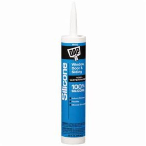 DAP® 08646 Sealant, 10.1 fl-oz Tube, White