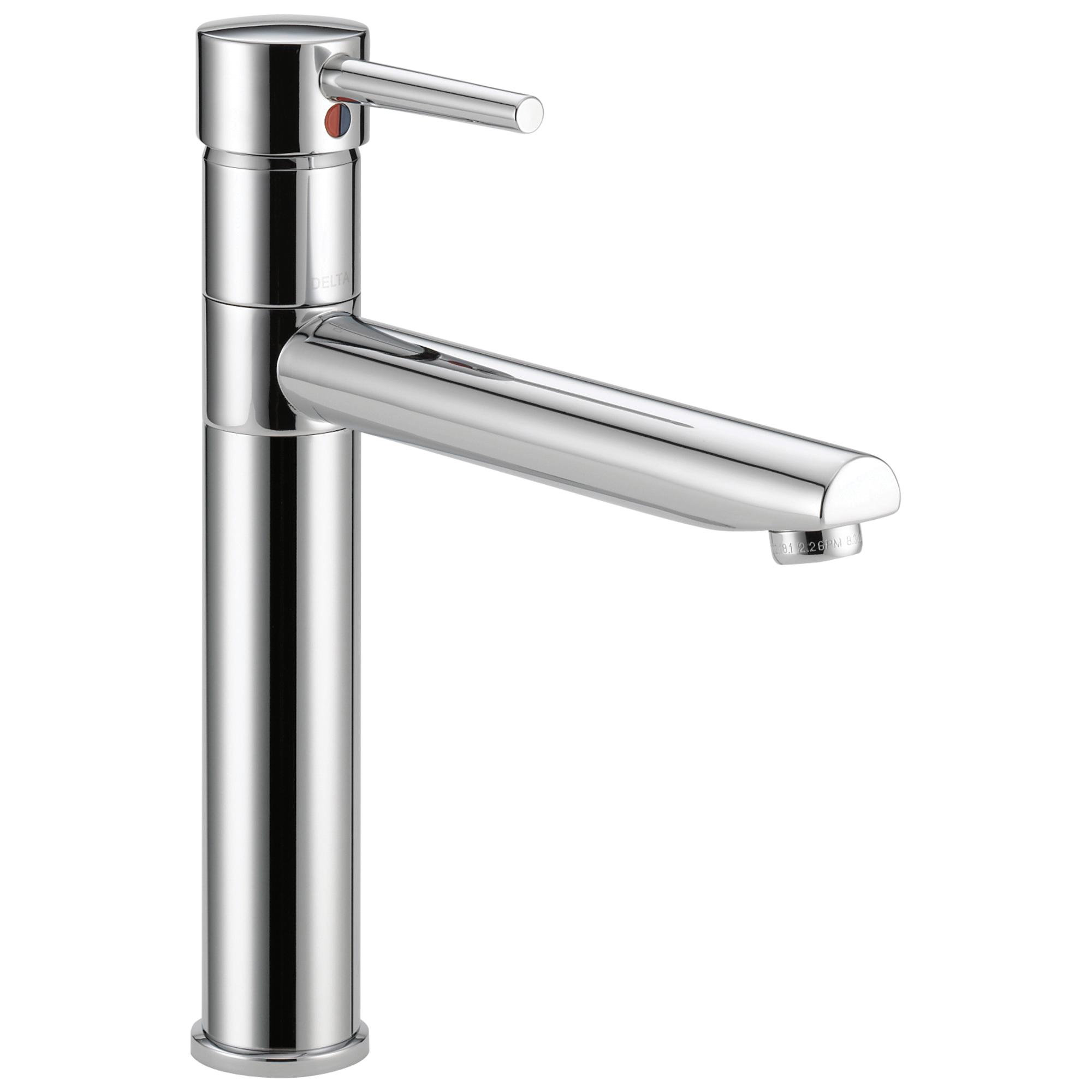 DELTA® 1159LF Trinsic® Kitchen Faucet