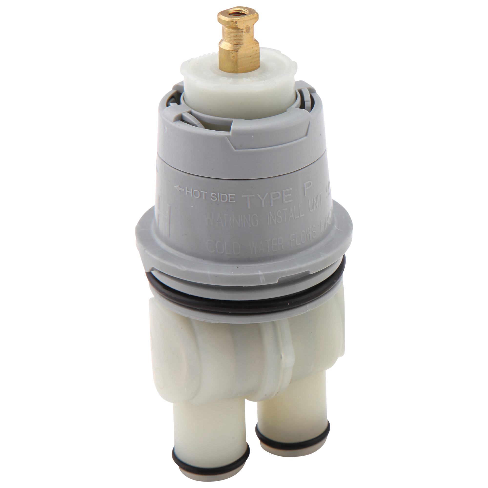DELTA® MultiChoice® RP46074 Replacement Cartridge Assembly, For Use With MultiChoice® 13/14 Series Tub and Shower Valve, Domestic