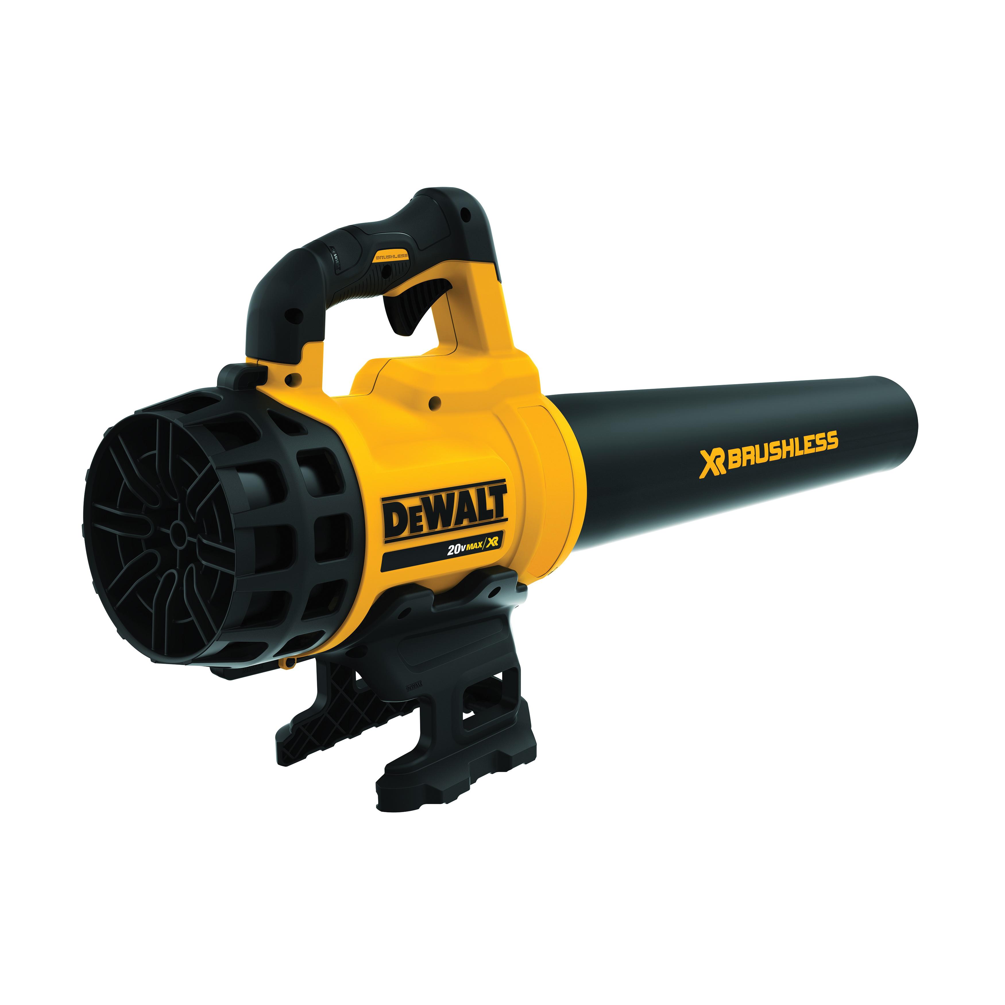 Milwaukee® M18™ FUEL™ 2724-21HD Cordless Handheld Blower Kit, 450 cfm Air Flow, 120 mph Air Velocity, 18 VDC 9 Ah Lithium-Ion Battery