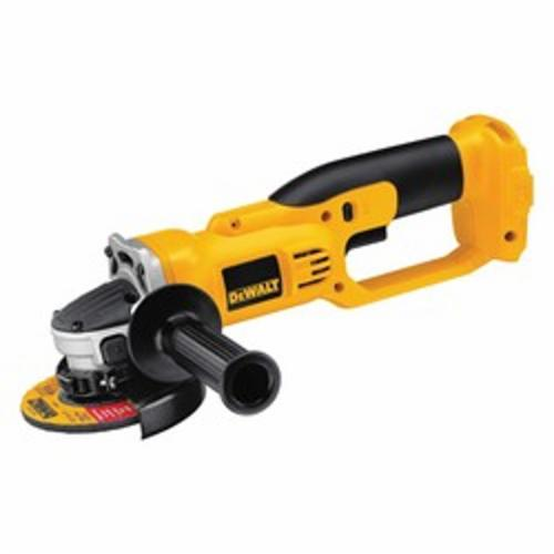 Milwaukee® M18 FUEL™ 2981-21 Braking Small Cordless Angle Grinder Kit With Lock-On Slide Switch Kit, 6 in Dia Wheel, 5/8 in Arbor/Shank, 18 V, Lithium-Ion Battery, 1 Batteries, Sliding Switch