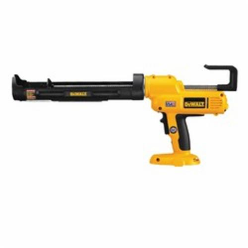 DeWALT® DC545K Cordless Adhesive Dispenser, 310 mL Capacity, 650 lb, 18 VDC, Ni-Cd Battery