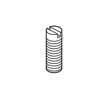 Peerless® RP20547 Retention Screw, 1/2 in Screw, Import