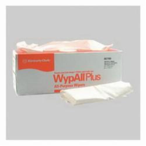 SCRUBS® 42272 Heavy Duty Hand Cleaner Towel, 72 Towels, Polypropylene, Blue/White