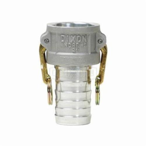 Dixon® 61-103 Ball Cone Check Valve, 1/2 in Nominal, FNPT Connection End Style, Brass Body, PTFE Seat Softgoods, Domestic
