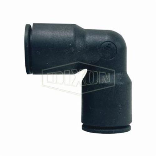 Legris by Dixon® 31020400 Push-In Union Elbow, 5/32 in, Tube, Nylon, Domestic