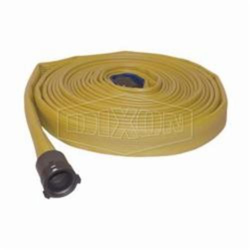 Jackson® 4004100 Pro-flow Heavy Duty Professional Hose, 100 ft L, 450 psi, Brass/PVC