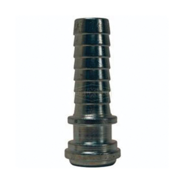 Dixon® Boss™ GB6 Ground Joint Stem, 3/4 in, Hose Shank x NPT, Plated Steel, Domestic