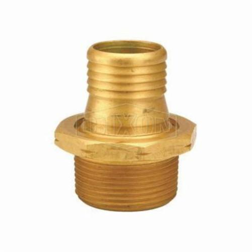 Dixon® 6901-8-12 Swivel Nut Elbow, 3/4-14 x 3/4-16 Nominal, Female NPSM x Male SAE O-Ring Boss™, Steel, Domestic