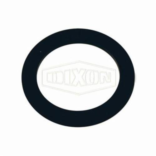 Dixon® KRW25 Coupling Gasket, 2 in Nominal, 1-11/16 in ID x 2-7/16 in OD x 1/8 in THK, Rubber, Domestic