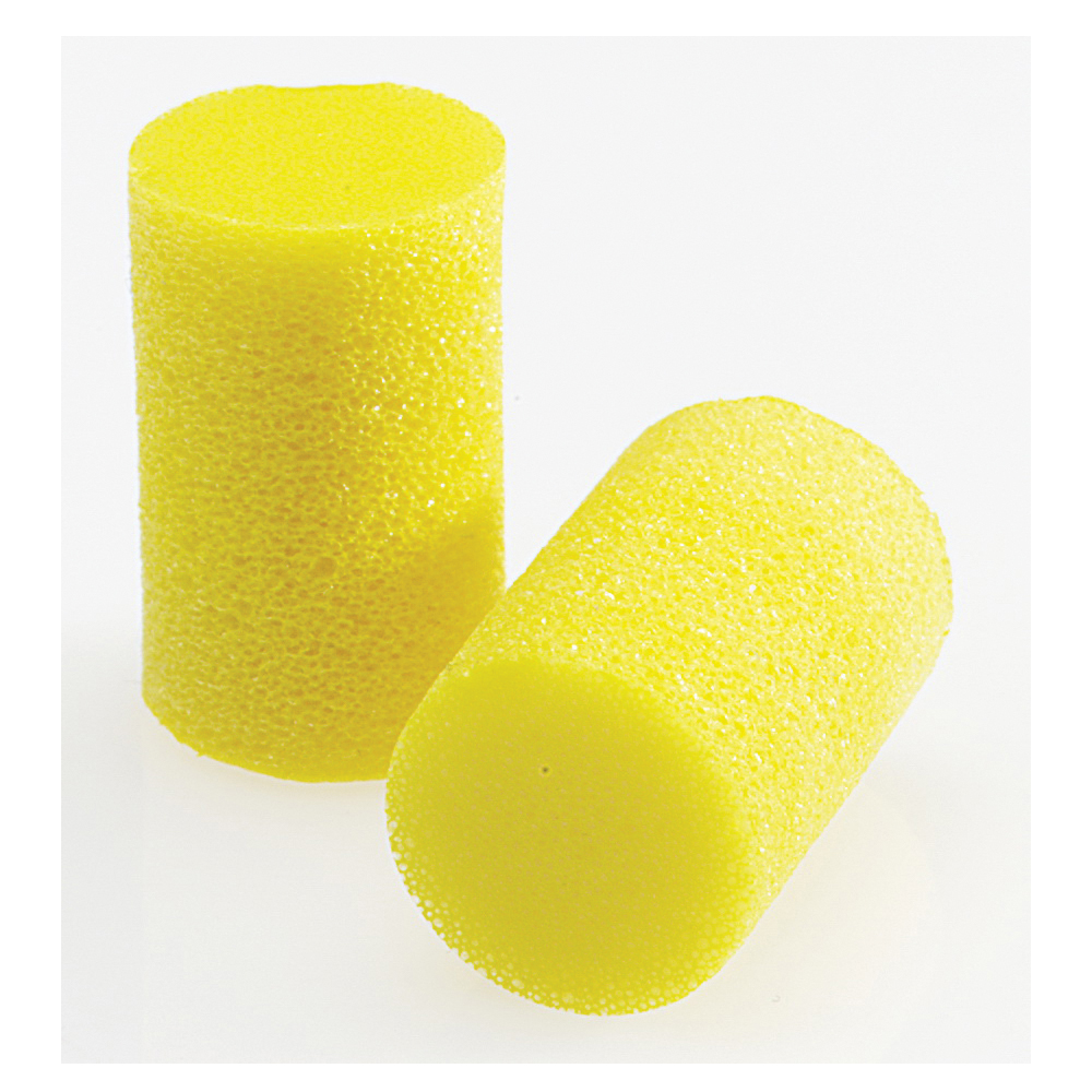 E-A-R™ Classic™ 080529-10051 Earplugs, 33 dB Noise Reduction, Cylindrical Shape, CSA Class AL, Disposable, Uncorded Design