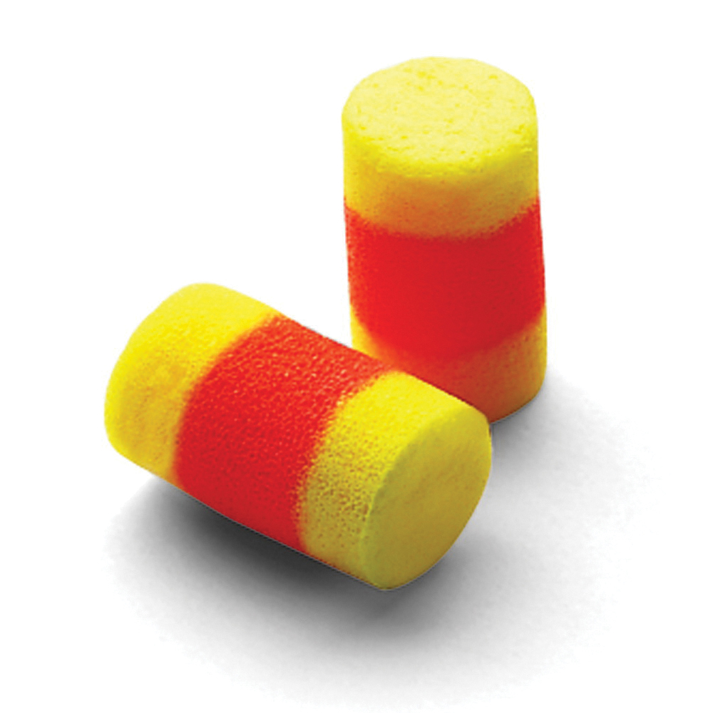 E-A-R™ 080529-10061 Classic™ SuperFit™ Earplugs, 33 dB Noise Reduction, Cylindrical, Specifications Met: CSA Class AL, Disposable, Uncorded Design