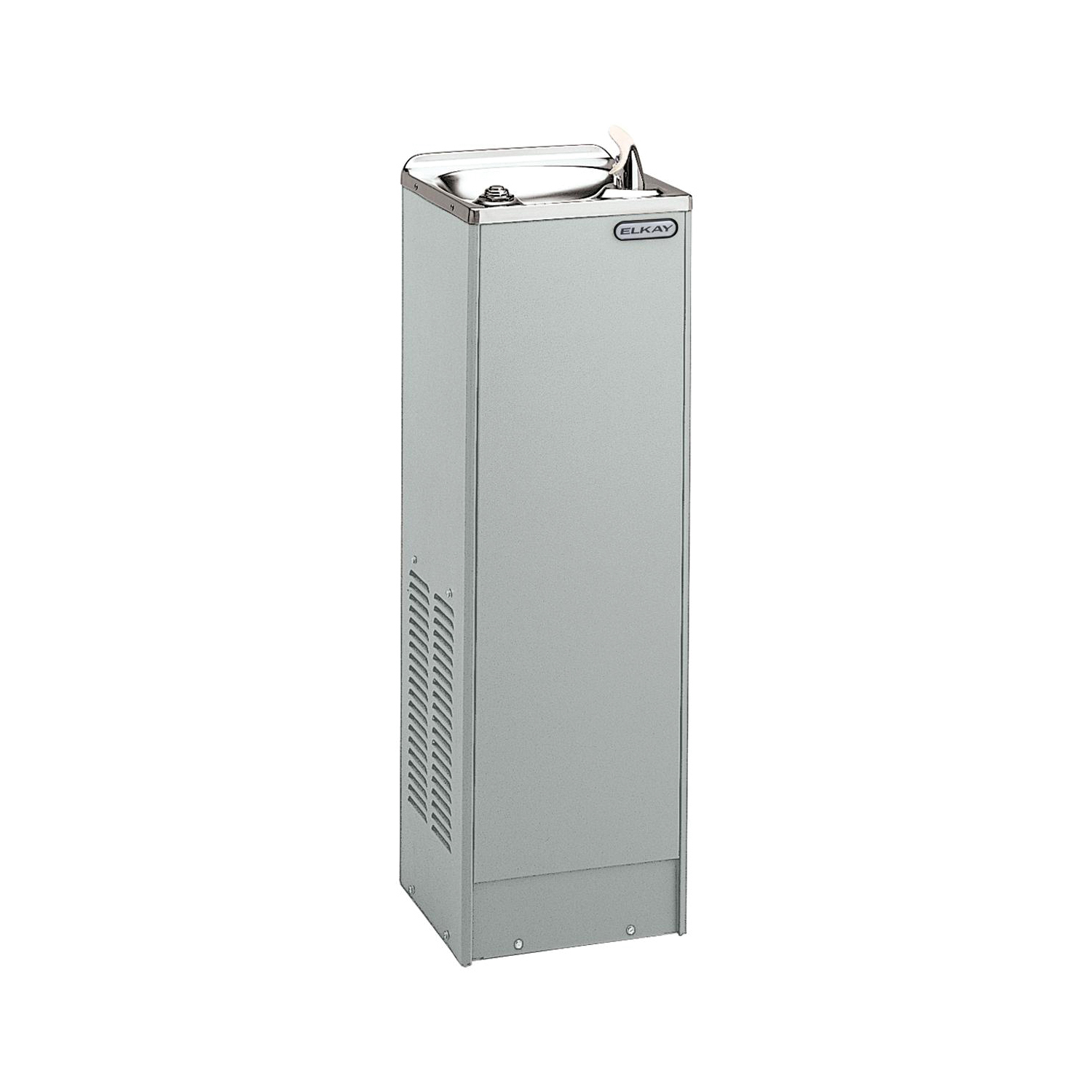 Elkay® LFDE10L1Z Space-Ette® Collection Filtered Cooler, Refrigerated Chilling, Domestic