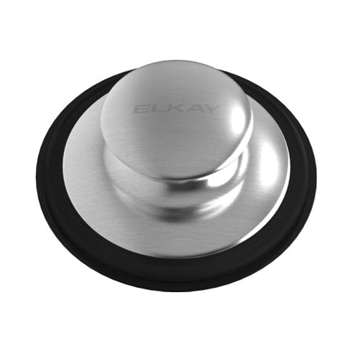 Elkay® LKDEK35 e-Dock Disposal Cover, For Use With Gourmet e-dock Undermount sink, Stainless Steel, Import