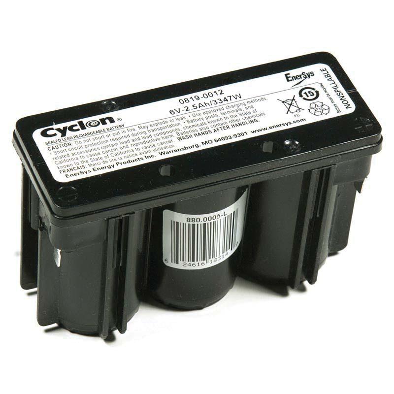 Emergi-Lite® GATES-6V-2.5AH