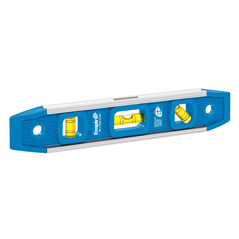 Empire® TRUE BLUE® 418-48 Drywall Heavy Duty Professional T-Square, 47-7/8 in L Blade, Aluminum