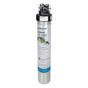 EVERPURE® EV985500 Full Flow Drinking Water System, 10 to 125 psi, 35 to 100 deg F, 2.2 gpm
