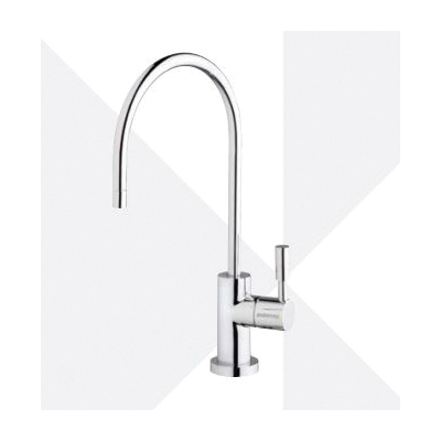 EVERPURE® Polaria™ EV997056 Designer Single Temperature Lead Free Drinking Water Faucet, 0.5 gpm Flow Rate, Polished Chrome