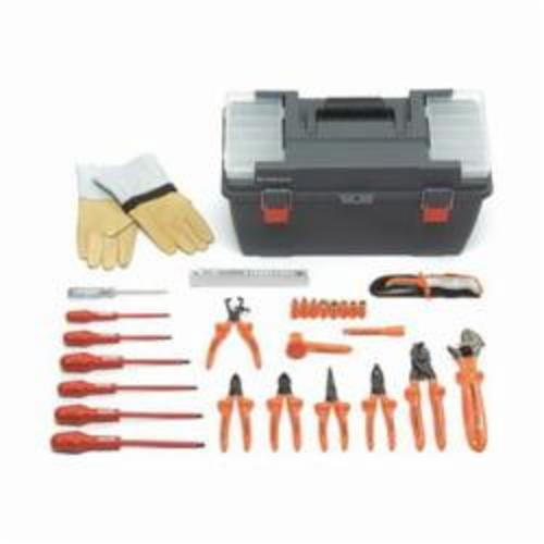 Facom® FC-2184C.VSE VSE Insulated Tool Set, Case Tool Storage, 39 Pieces