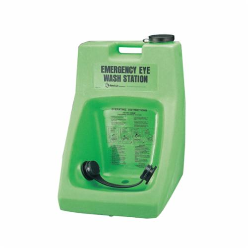 Spintec® 107-371 Eyewash Dust Cap, For Use With 2P267, 2P332, 3NY86, 4R959, 4R961, 4R975, 4R983, 4YF97, 4T003, 4T004, 4T008, 4T009, 4T012, 6T549, 3DUT4 and 3DUT5 Eyewash Station, Specifications Met: ANSI Z358.1-2009, SEI Certified