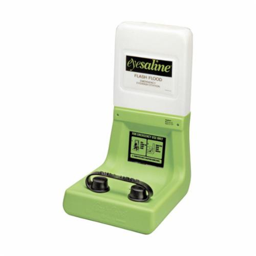 Honeywell 32-000310-0000 Porta Stream® III Heated Portable Eyewash Station, Cart/Wall Mount, Handle Operation, ANSI Z358.1-2009, SEI Certified