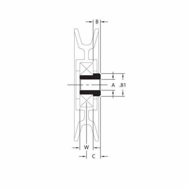 Fenner Drives® SB0004