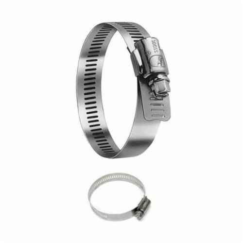 Fernco® 042-300 300 Band Clamp, 2-3/16 to 3-1/8 in Clamp, Stainless Steel Band, Domestic