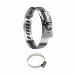 Fernco® 032-300 Clamp, 1-9/16 to 2-1/2 in Clamp, #32 Trade, Stainless Steel Band, Domestic