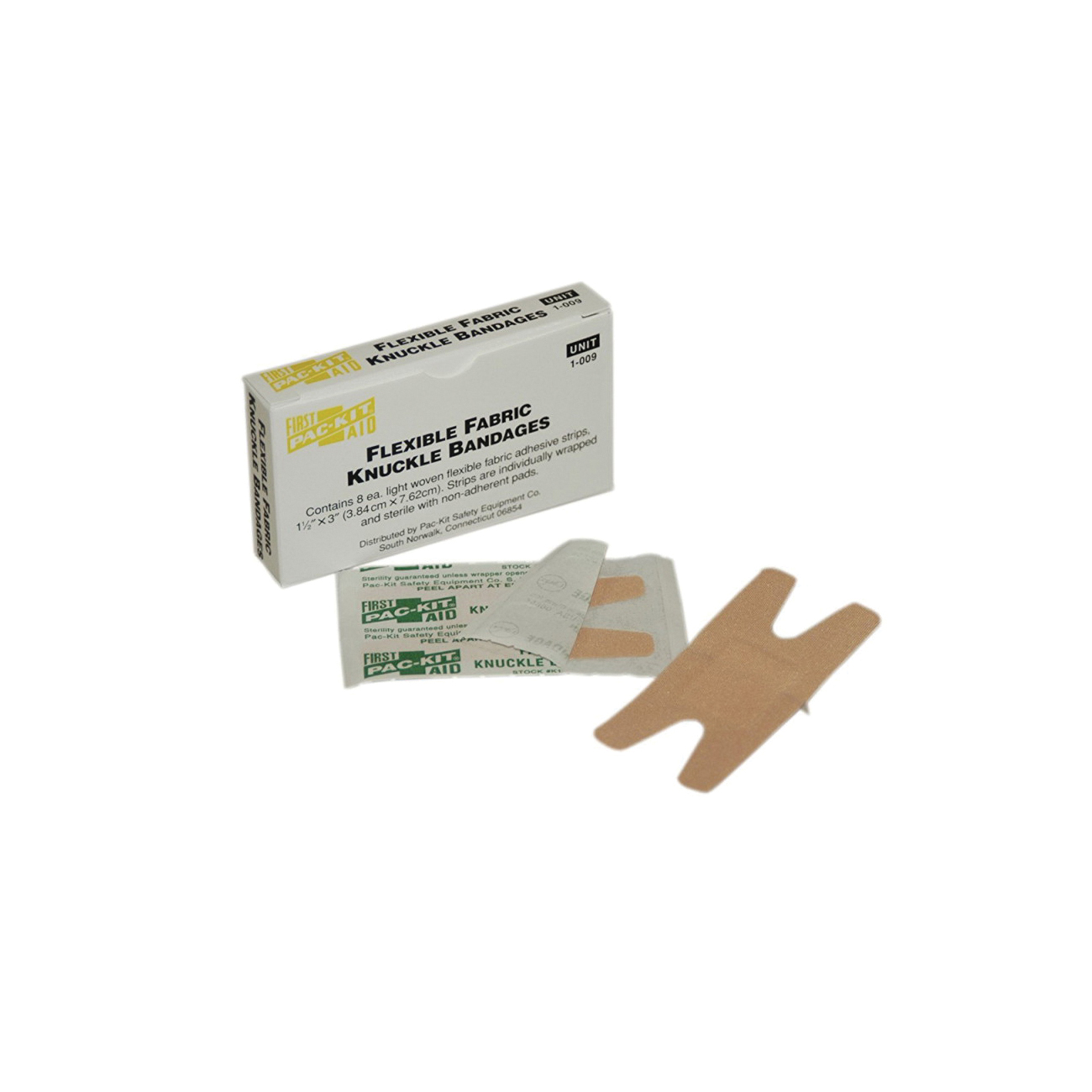 First Aid Only® 1-008-001 Flexible Latex Free, Fabric