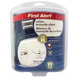 First Alert® CO605A