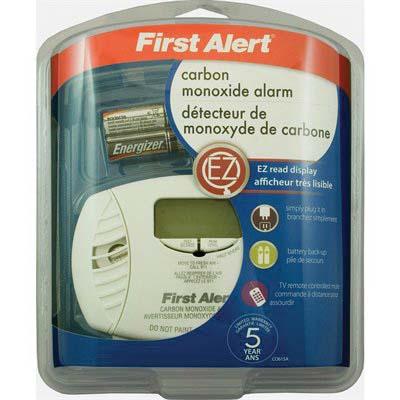 First Alert® CO615A
