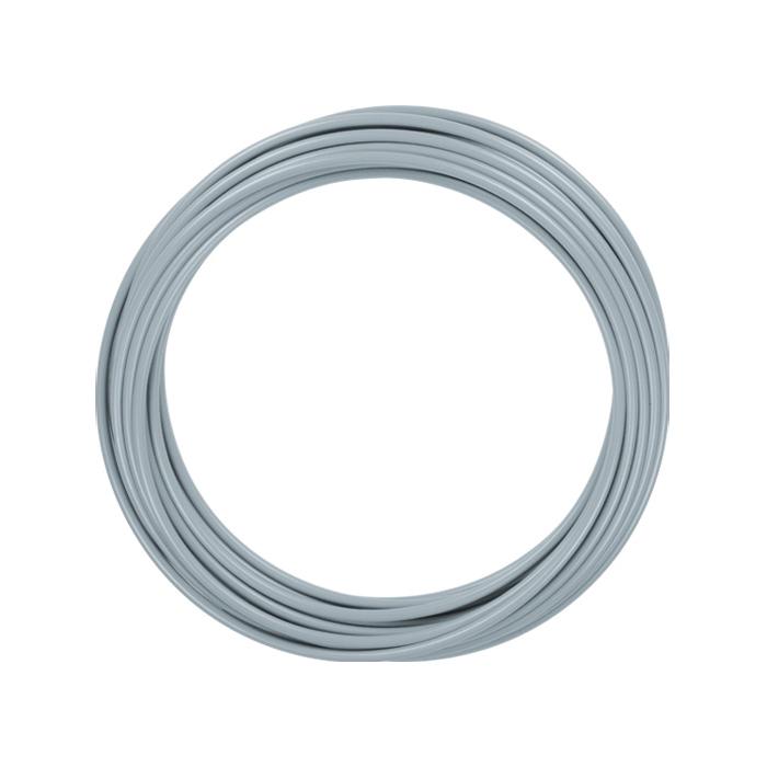 FostaPEX® 35040 Tubing, 3/4 in OD x 150 ft L, Silver, PEX, Domestic