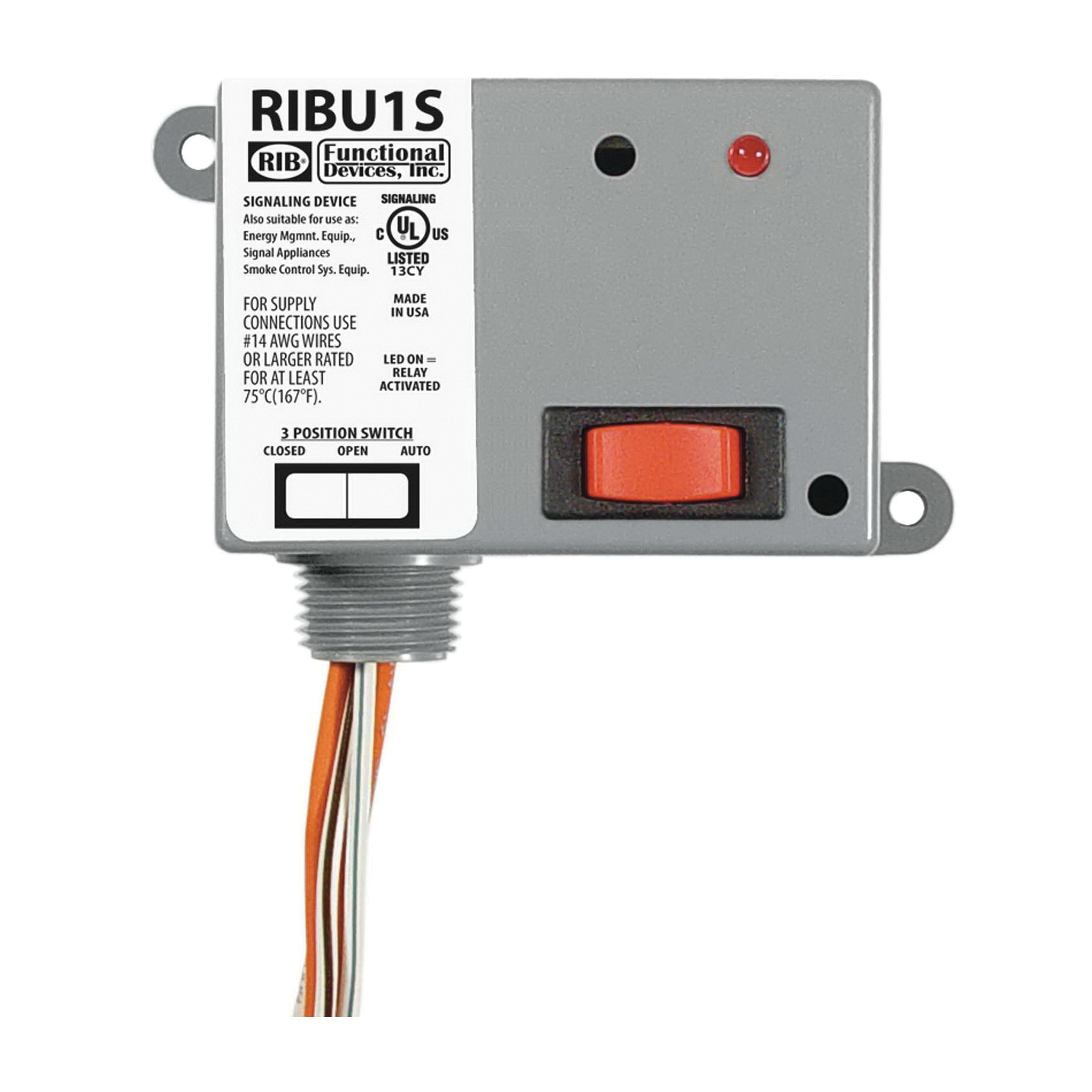 Functional Devices™RIBU1S