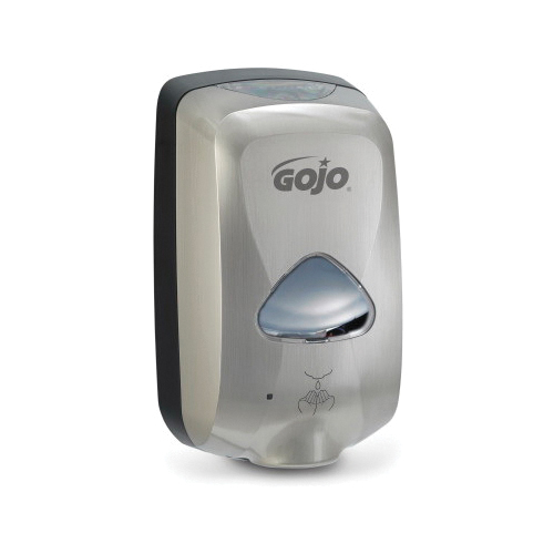 GOJO® 2424-DS Touch Free Dispenser Floor Stand, For Use With Purell® LTX™/TFX™ Hand Sanitizer Dispenser, Gray