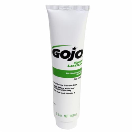 GOJO® 2217-04 Deluxe Lotion Soap With Moisturizers, 2000 mL Nominal, Dispenser Refill Package, Lotion Form, Floral Odor/Scent, Opalescent/Pink