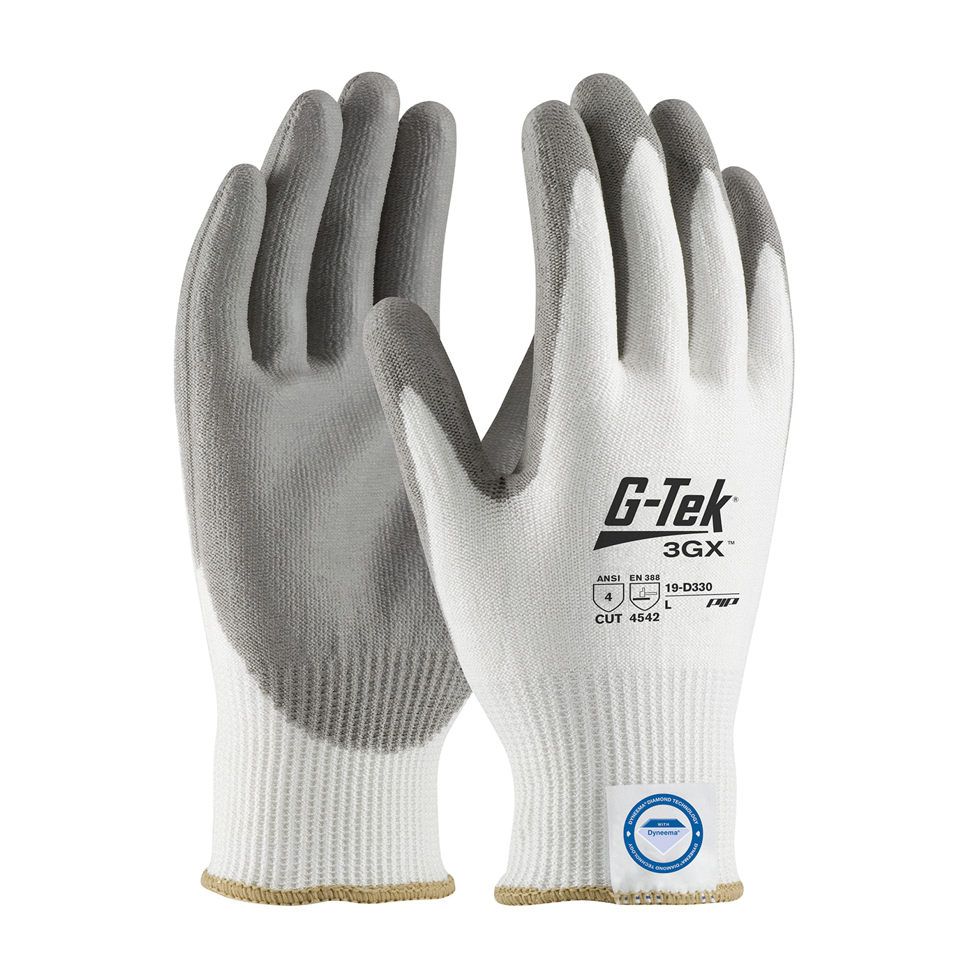 G-Tek® MaxiFlex® Elite 34-274/S Cut Resistant Gloves, Seamless Style, S, Nitrile Palm, Blue, Continuous Knit Wrist Cuff, Resists: Abrasion, Cut, Puncture and Tear, Nylon/Lycra® Lining