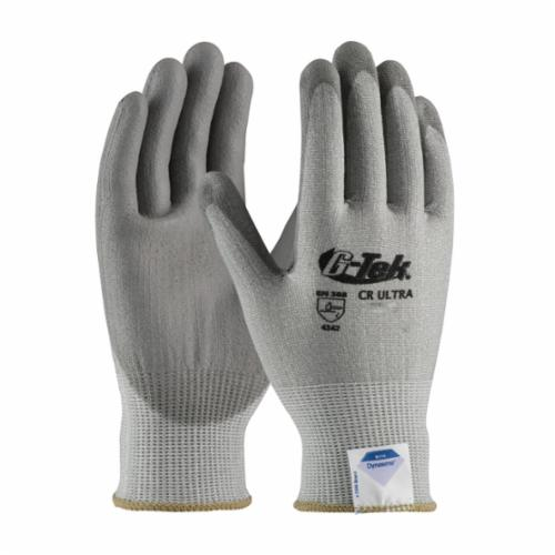 G-Tek® MaxiFoam® Lite 34-901-XL General Purpose Gloves, Coated, XL, Foam Nitrile Palm, Nylon, Black/Gray, Foam Nitrile Coating, Nylon Lining, Seamless