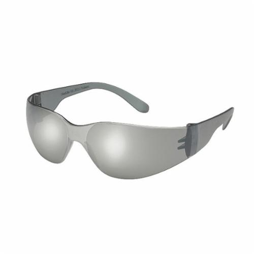 Gateway Safety® 3680 StarLite® SM Lightweight Protective Glasses, Anti-Scratch, Clear Lens, Frameless Frame, Clear, Polycarbonate Frame, Polycarbonate Lens, ANSI Z87.1+, MIL-PRF-32432, UL Listed