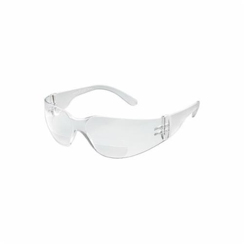 Gateway Safety® 4699 StarLite® GumballS™ Lightweight Protective Glasses, Anti-Scratch, Clear Lens, Frameless Frame, Clear, Polycarbonate Frame, Polycarbonate Lens, ANSI Z87.1+, CSA Z94.3, cULus Listed