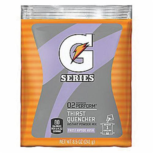 Gatorade® 32928 Instant Sports Drink Mix, 21 oz, 2.5 gal Yield, Grape Flavour